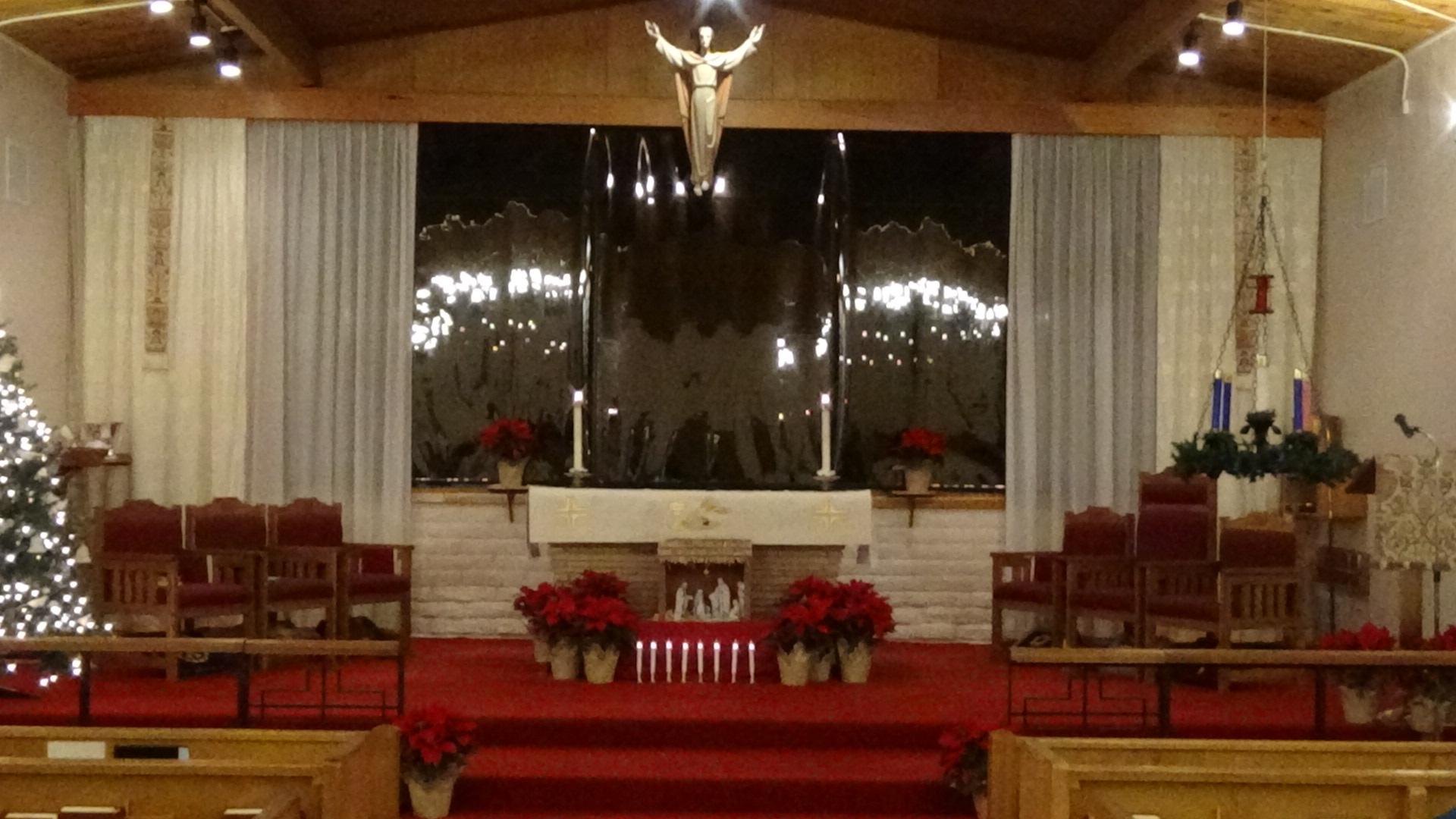 Nativity Scene 2016