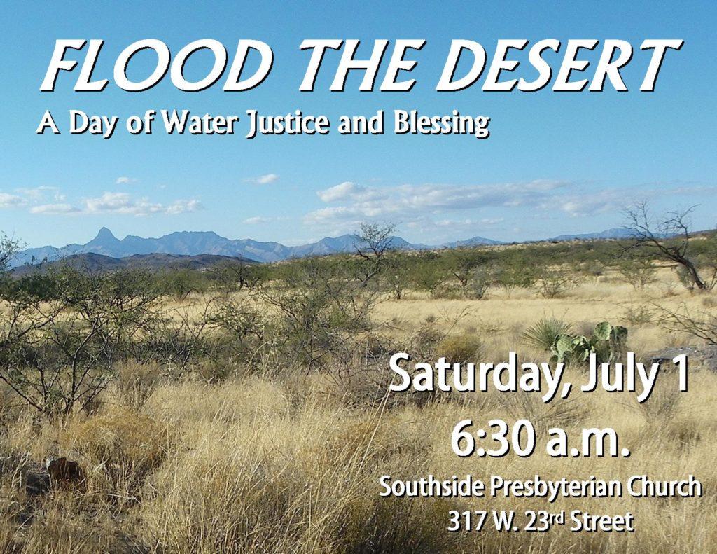 Flood the Desert